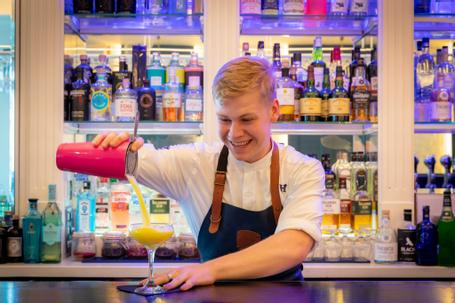 The Forster Court Hotel | Galway | Welcome to Hyde Bar & Gin Parlour