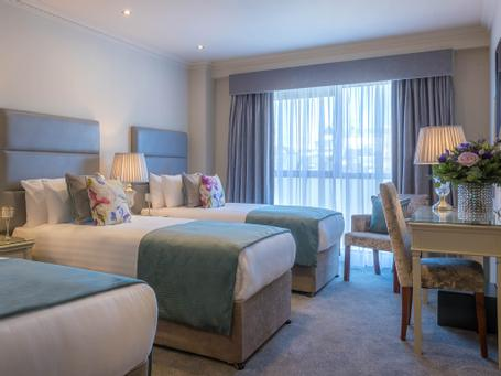 The Forster Court Hotel | Galway | 50 newly renovated bedrooms